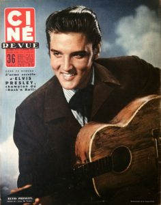 Ciné Revue 23 novembre 1956 back