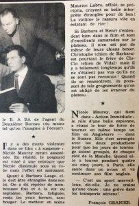 Ciné Revue 23 novembre 1956 texte 2