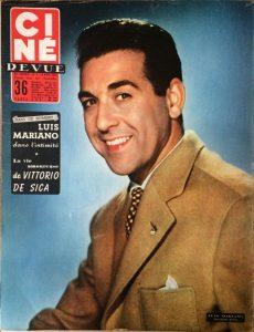 Ciné Revue 24 février 1956 back