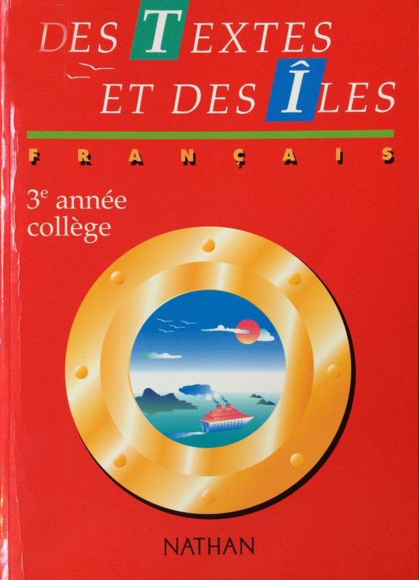Des textes et des îles