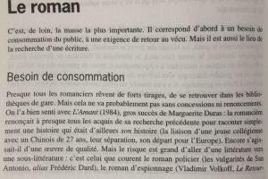 La littérature française des origines à nos jours San-Antonio