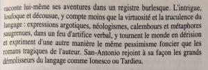 La littérature française et francophone p85