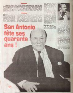Le Hérisson n°2270 article page 1