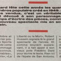 Le Hérisson n°2270 texte 1