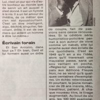 Le Hérisson n°2270 texte 2