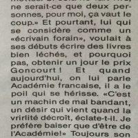 Le Hérisson n°2270 texte 3