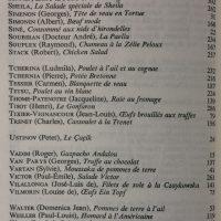 Les Lions à table index des noms 3