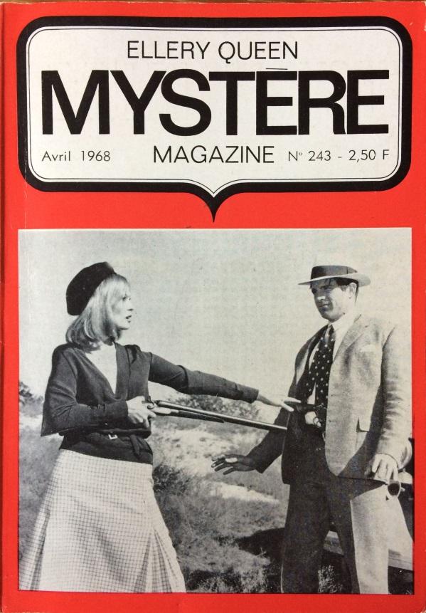 Mystere magazine n°243