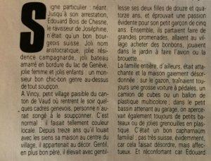 Paris-Match n°1768 début texte
