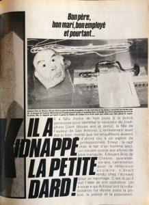 Paris-Match n°1768 titre article