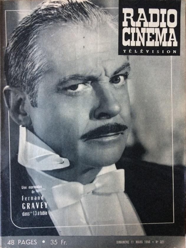 Radio cinéma n°321
