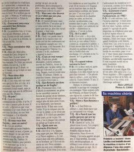 Télé 7 jours 1878 interview 2
