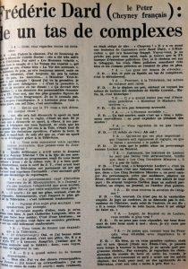 Tele 7 jours 23 février 1963 page 2
