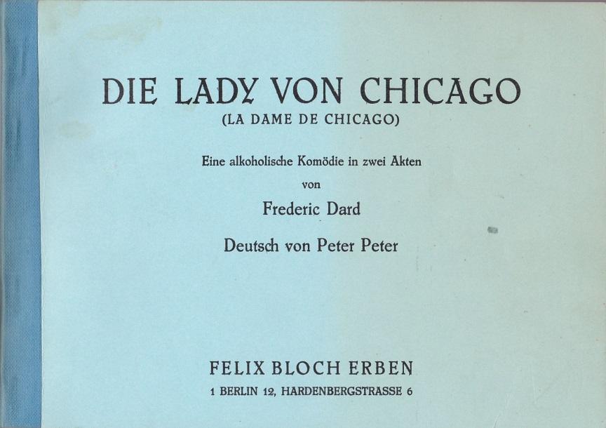 Die Lady von Chicago