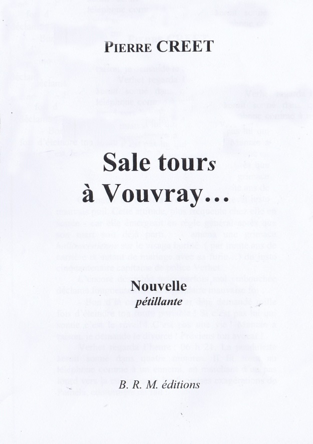 Sale tours à Vouvray