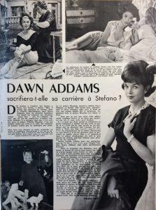 Festival n°649 Dawn Addams