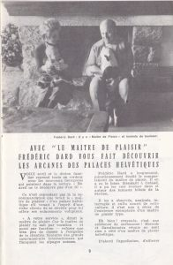Informations Fleuve Noir n°98 avril 1973 Le maitre de plaisir