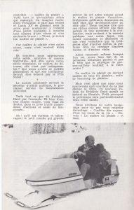 Informations Fleuve Noir n°98 avril 1973 le maitre de plaisir suite