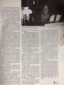 Le journal des grosses têtes article Dard 2