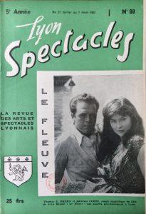 Lyon Spectacles n°88