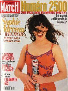 Paris Match n°2500
