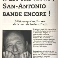 Revue 813 n°107 article Frédéric Dard 1
