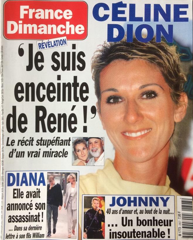 France Dimanche N°2807