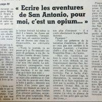 France soir magazine ecrire les aventures