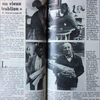 France soir magazine texte Tumelat 3
