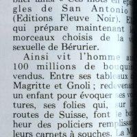France soir magazine texte fin