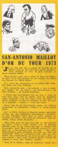 Informations Fleuve Noir n°101 -102 Juillet-août 1973 SA