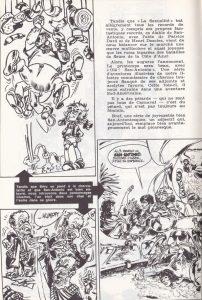 Informations Fleuve Noir n°85 mars 1972 SA suite