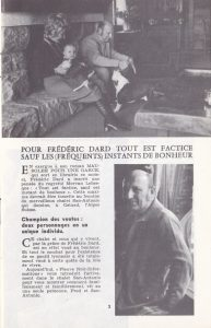 Informations Fleuve Noir n°87 mai 1972 SA