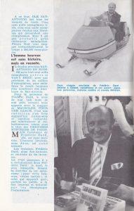 Informations Fleuve Noir n°87 mai 1972 SA suite
