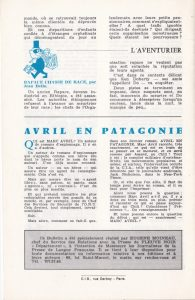 Informations Fleuve Noir n°87 mai 1972 back