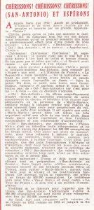 Informations Fleuve Noir n°88 juin 1972 SA