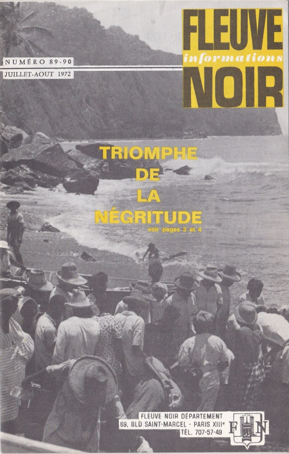 Informations Fleuve Noir n°89-90 juillet-août 1972