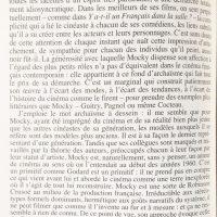 Jean-Pierre Mocky Y-a-t'il un Français dans la salle p 164 .