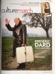 Paris Match n°3183 FD vous salue bien