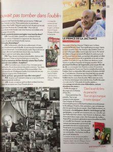 Paris Match n°3183 article p2