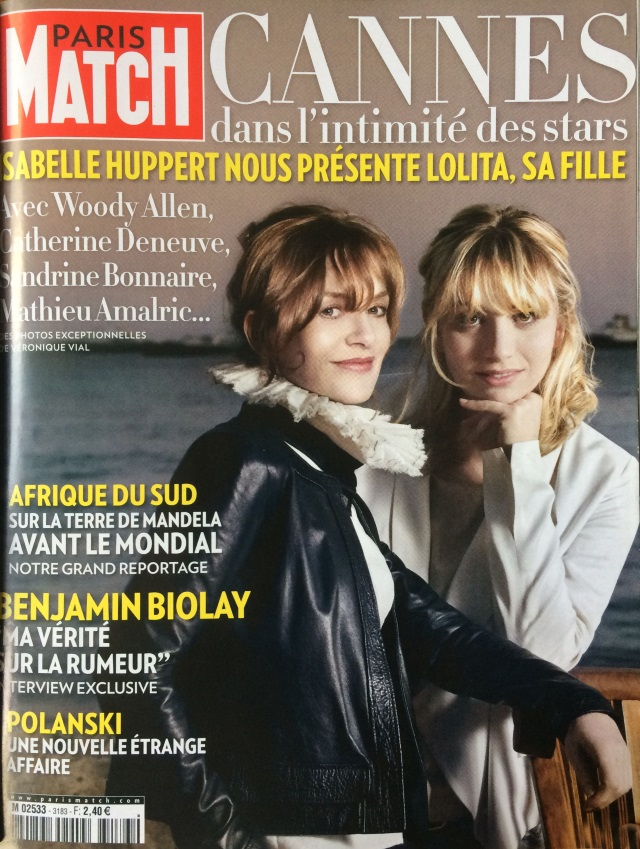Paris Match n°3183