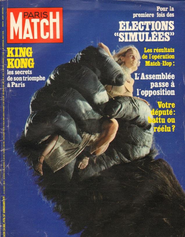 Paris match 1439