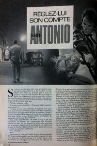 Télé 7 jours 10 juillet 1982 Réglez lui son compte 1