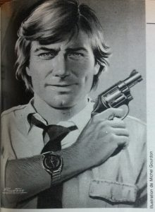 Télé 7 jours 17 juillet 1982 Photo Gourdon
