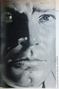 Télé 7 jours 18 septembre 1982 illust Gourdon