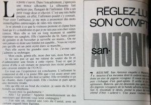 Télé 7 jours 21 août 1982 Réglez lui son compte 1