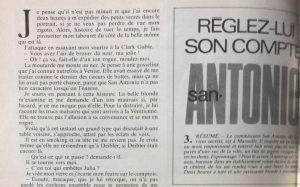 Télé 7 jours 24 juillet 1982 Réglez lui son compte 1