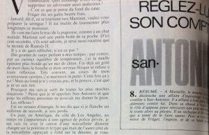 Télé 7 jours 28 août 1982 Réglez lui son compte 1