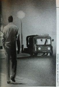 Télé 7 jours 28 août 1982 illust Gourdon