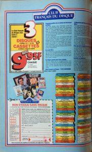 Télé 7 jours 4 septembre 1982 back